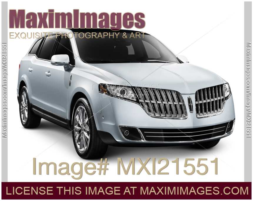 Stock Photo 2010 Lincoln Mkt Crossover Maximimages Image Mxi21551