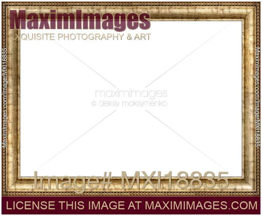 Old Wooden Picture Frames Gold Wooden Picture Frame