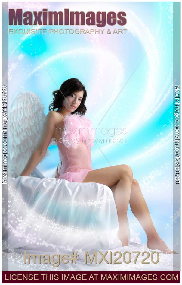 Stock photo of Beautiful Angel