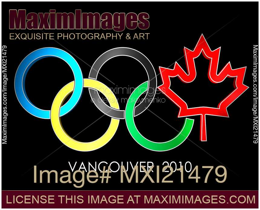 Stock illustration of Olympic Rings