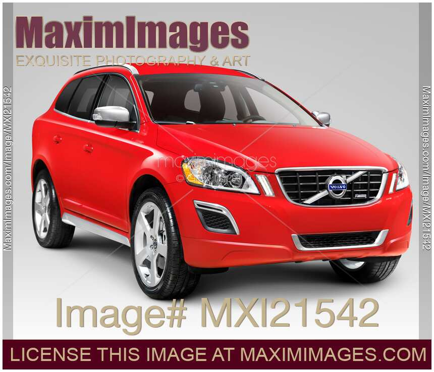 stock photo 2010 volvo xc60 t6 awd maximimages. Black Bedroom Furniture Sets. Home Design Ideas