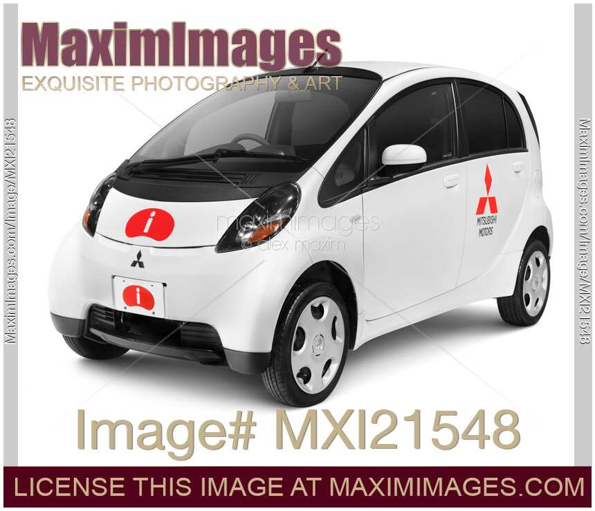 Stock photo of 2010 Mitsubishi i City Car