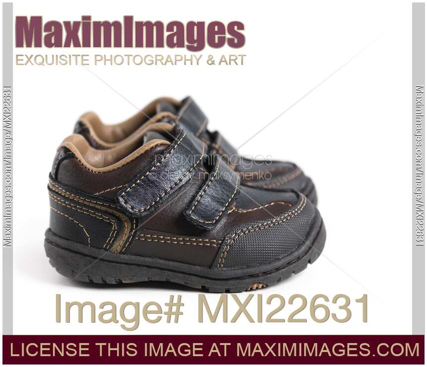 Stock photo of Babies Shoes