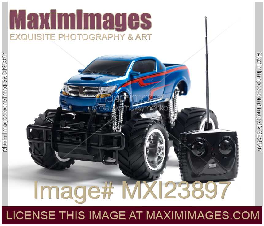 radio controlled monster truck with Stock Photo Of Remote Control Toy Truck on Pictures videos likewise Terrier Tank Swiss Army Knife Of  bat Vehicles additionally G 24922 model Revell Rc revell radio controlled dump truck also Watch further 339724.
