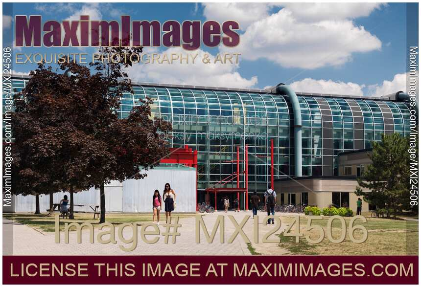 Stock photo: University of Waterloo | MaximImages
