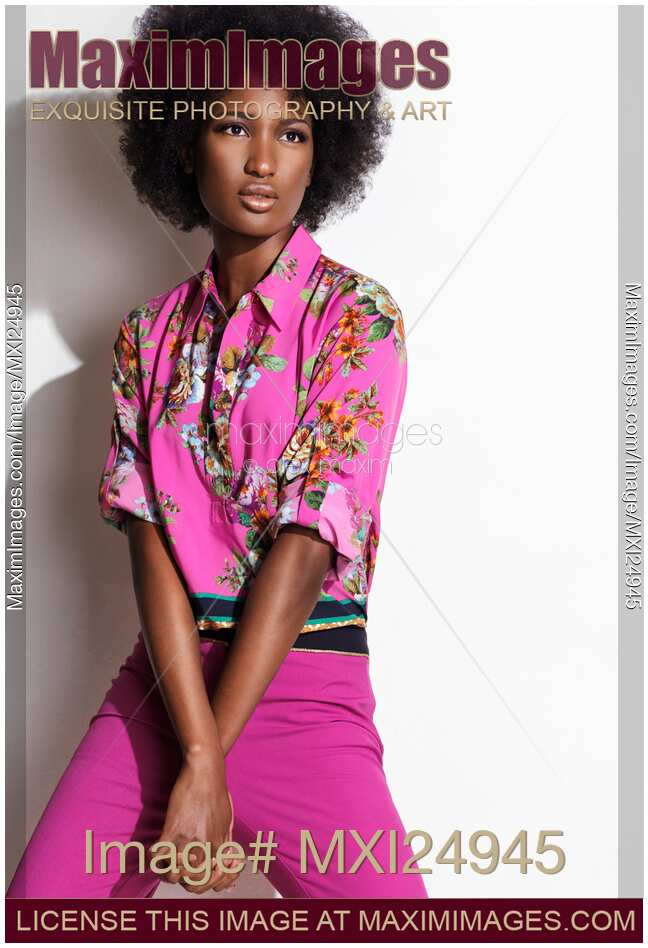 Afrocentric clothing for women