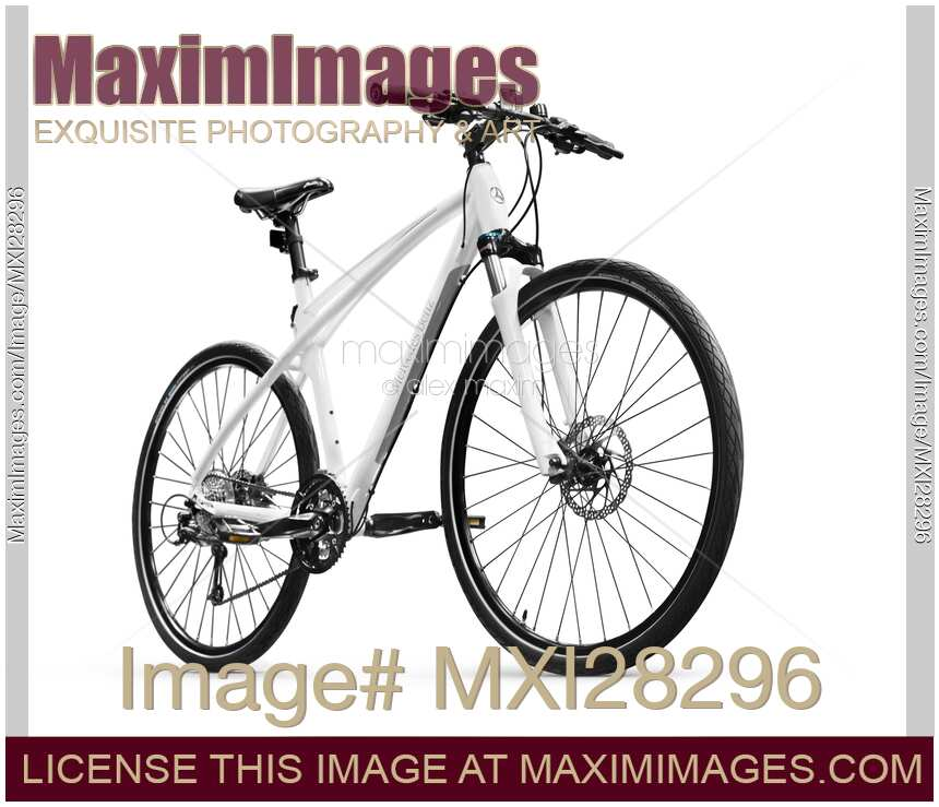 Stock photo mercedes benz fitness bike road bicycle for Mercedes benz motorcycle