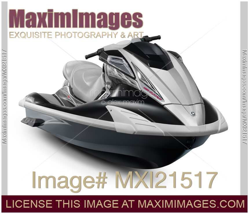 Stock photo: Yamaha WaveRunner FX Jet Ski | MaximImages
