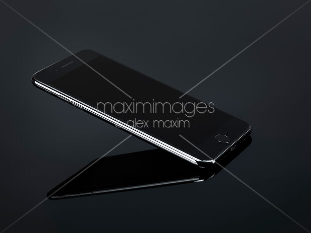 Stock Photo of Apple iPhone 7 Plus with blank screen artistic still life  Image MXI28634 at MaximImages com