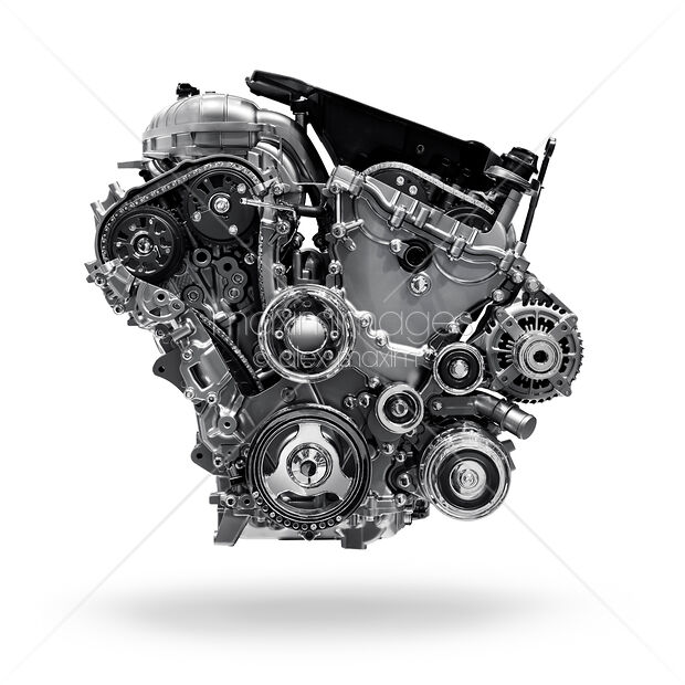 Photo Of Buick Lacrosse 3 6l V6 Vvt Car Engine
