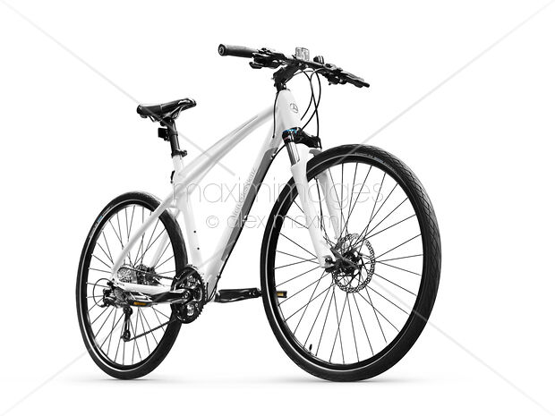 Stock Photo of Mercedes-Benz Fitness Bike Road Bicycle Image MXI28296 at  MaximImages com