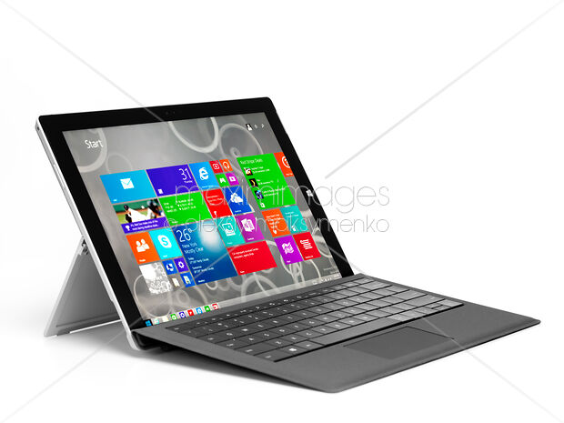 New Driver: Microsoft Surface Pro 3 Tablet