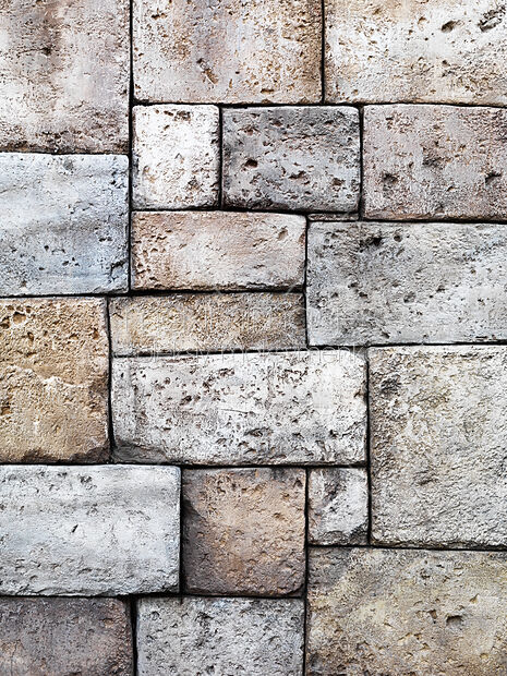 stock photo old rustic stone wall texture maximimages image