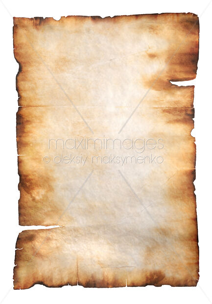 Photo Of Rustic Parchment Paper Background