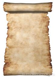 Alex Maxim Maximimages Image MXI18365 Stock Photo Of Roll Rustic Parchment Paper Background